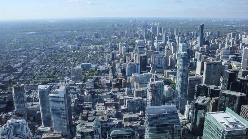 Auto huren op Toronto Union Station