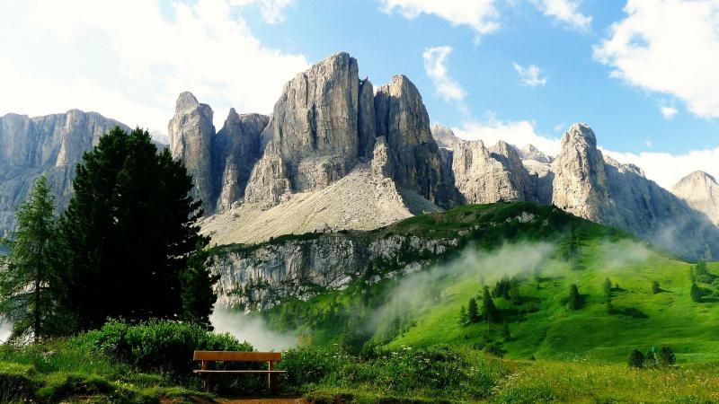 Kleurrijk Noord-Italië met een huurauto