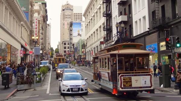San Francisco stad