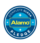 Complete clean pledge