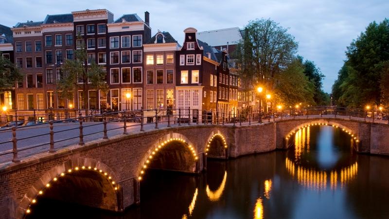 alquiler un coche en Países Bajos