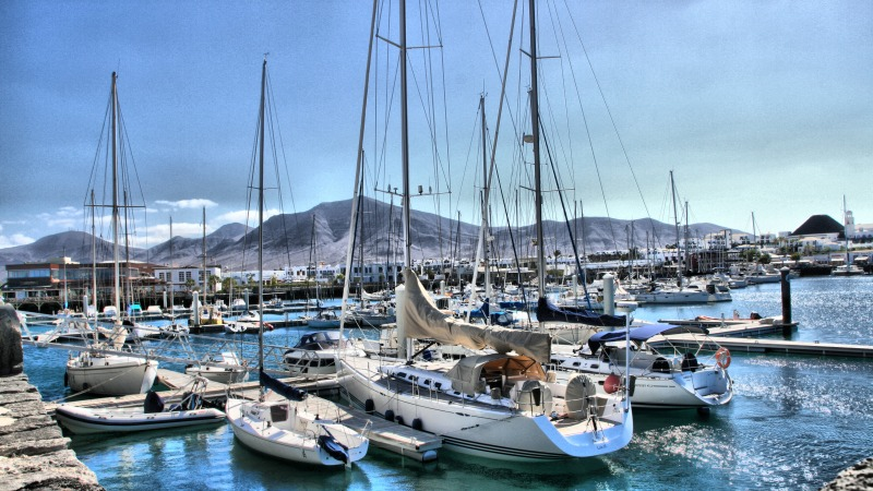 auto huren Playa Blanca Port