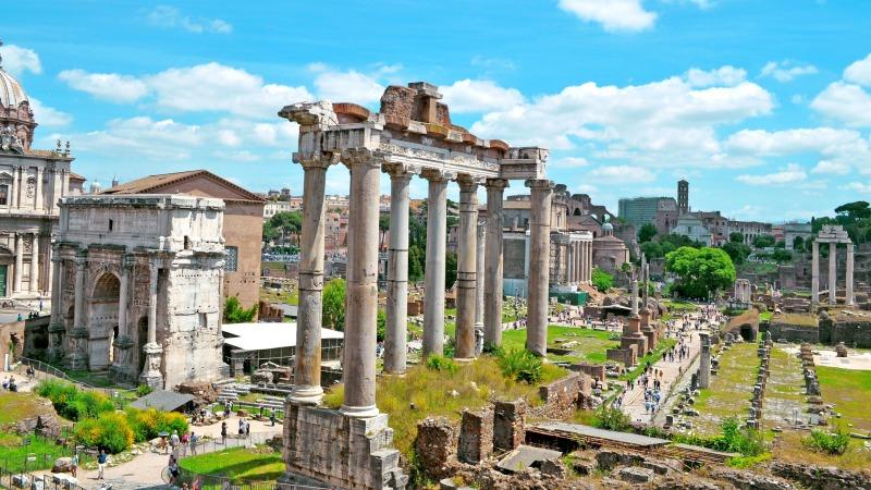 auto huren op Rome Ciampino