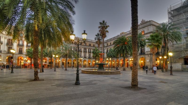 auto huren barcelona downtown