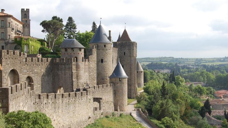 auto huren in carcassonne