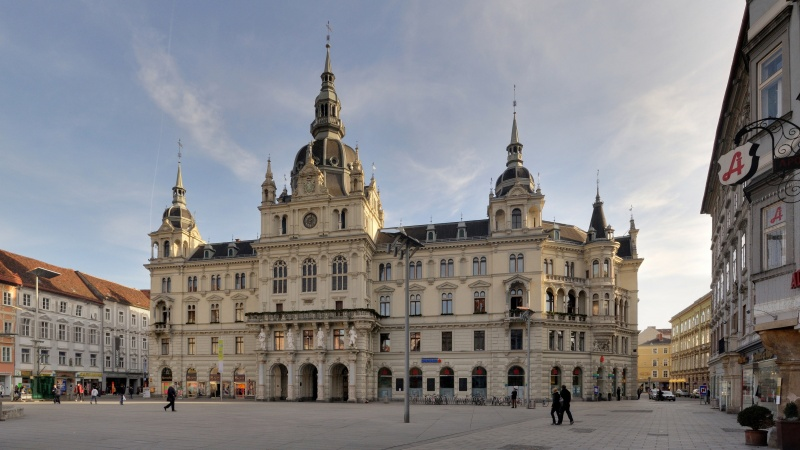 Auto huren Graz voor uw vakantie in Oostenrijk?