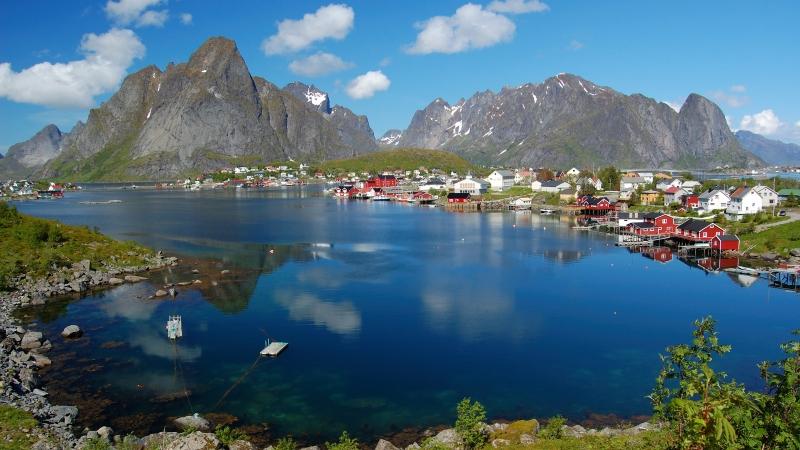 auto huren noorwegen