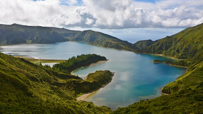 auto huren op de Azoren