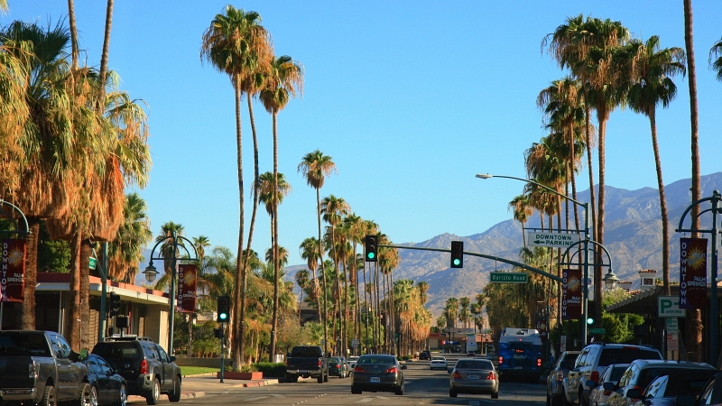 Car Rental Palm Springs For Your Roadtrip Through The Usa