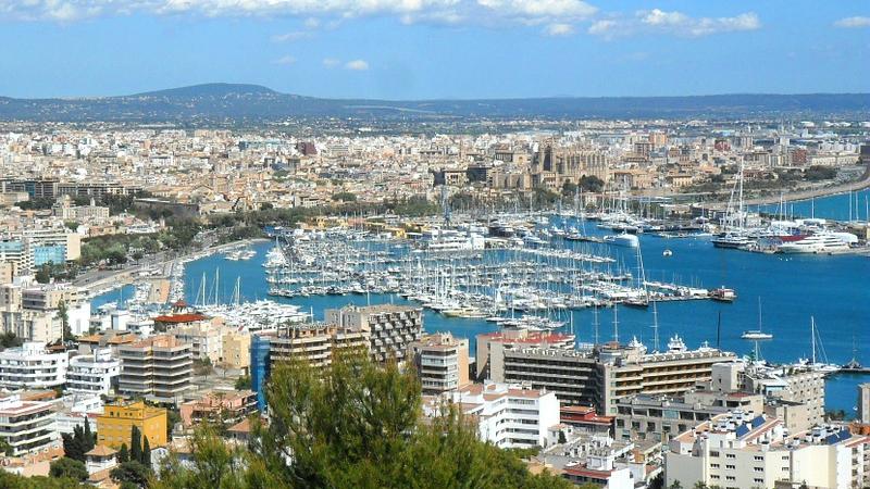 Auto Huren Palma De Mallorca Port