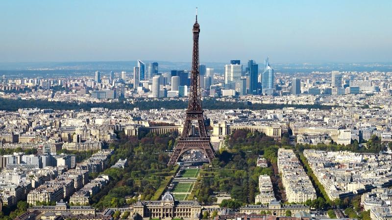 auto huren in parijs