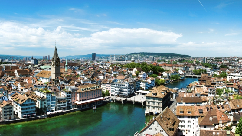 Basel To Zurich Airport By Car