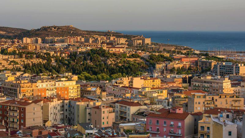 Sardinië Cagliari