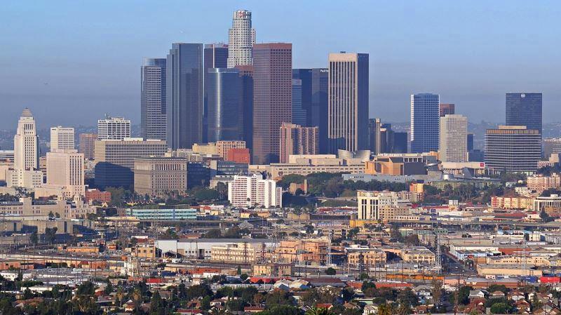 Car Rental Los Angeles For Your Roadtrip Through The Usa