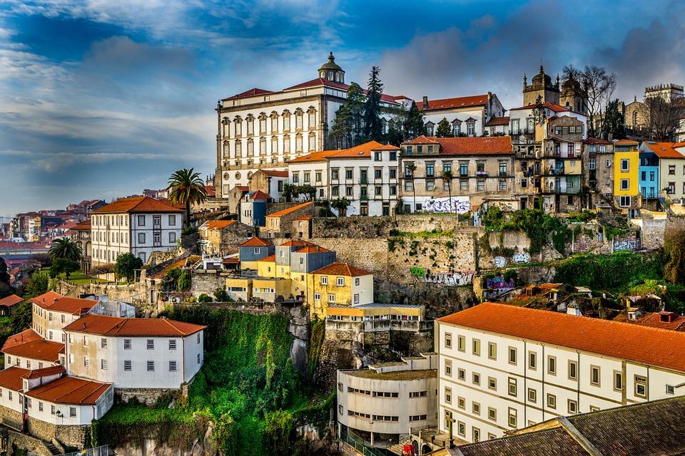 Cityhoppen in Portugal